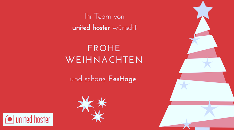 Frohe Weihnachten Guten Rutsch Ins Neue Jahr.Frohe Weihnachten Und Einen Guten Rutsch Ins Neue Jahr United